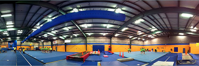 American Twisters Gym